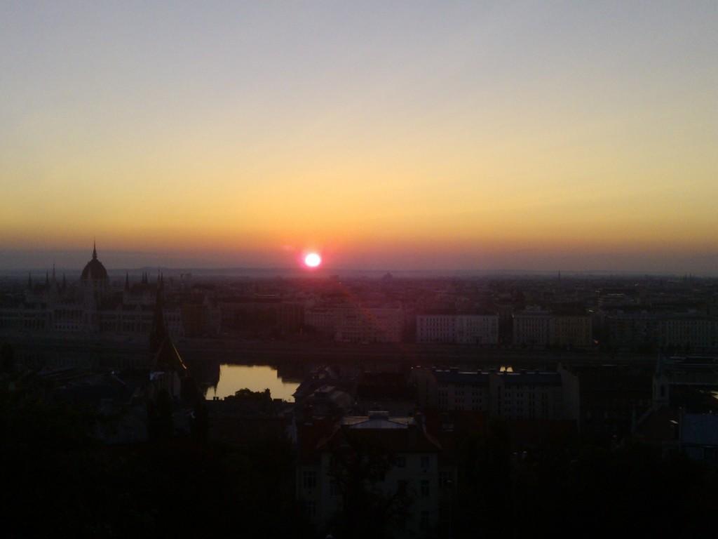 Napkelte NagyBoldogasszony